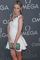 New York, NY - June 10 : Elizabeth Kurpis attends the OMEGA Speedmaster Dark Side<br /> of the Moon Launch Event held at Cedar Lake on June 10, 2014 in<br /> New York City. Photo by Brent N. Clarke / Starlitepics
