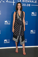 Rebecca Hall attends the jury photocall during the 74th Venice Film Festival at Palazzo del Cinema in Venice, Italy, on 30 August 2017. Photo: Hubert Boesl  - NO WIRE SERVICE - Photo: Hubert Boesl/ /MediaPunch ***FOR USA ONLY***