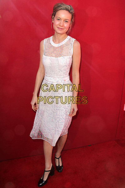 WESTWOOD, CA - February 01: Brie Larson at the &quot;The Lego Movie&quot; Los Angles Premiere, Village Theatre, Westwood,  February 01, 2014.  <br /> CAP/MPI/JO<br /> &copy;Janice Ogata/MediaPunch/Capital Pictures