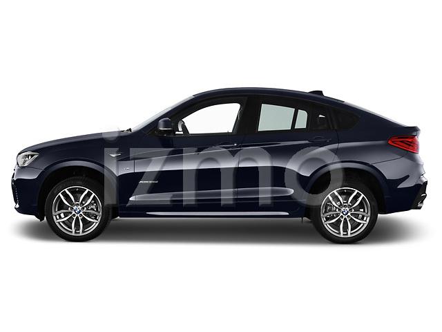 2015 BMW X4 xDrive 35d SUV