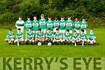 The Killarney Legion team that played Laune Rangers in the u16 County League in Direen on Wednesday
