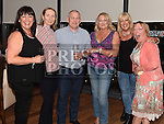Terry O'hagan celebrating his 50th birthday in Brú with his workmates from the Drogheda Ambulance Station. Photo:Colin Bell/pressphotos.ie