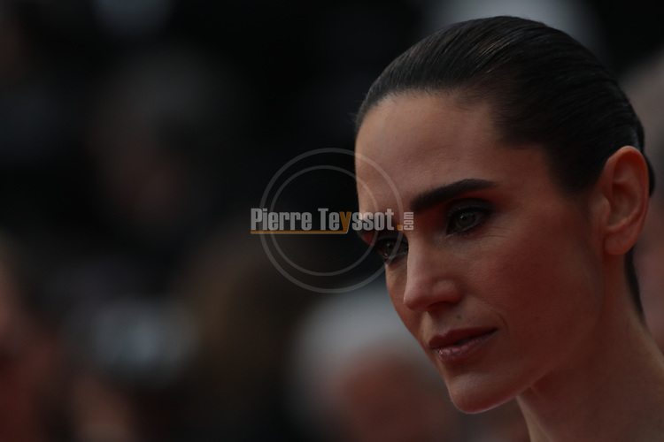 Cannes Film Festival 2018 - 71st edition - Day 8 - May 15 in Cannes, on May 15, 2018; Screening of 'Solo: A star Wars Story;    US actress Jennifer Connelly. © Pierre Teyssot / Maxppp