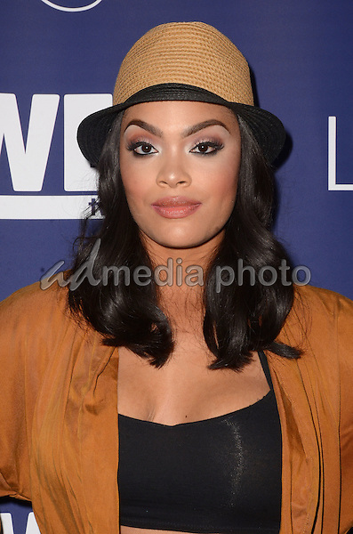 """14 July 2015 - Hollywood, California - Mehgan James. Arrivals for WE Tv's """"L.A. Hair"""" premiere party held at Avalon Hollywood. Photo Credit: Birdie Thompson/AdMedia"""