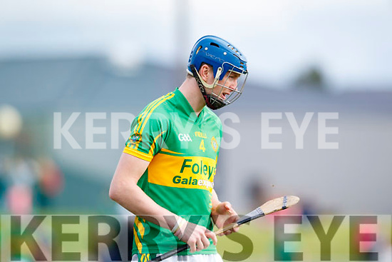 Ballyduff in action against Gerald Stackpoole Lixnaw in the Senior County Hurling Final in Austin Stack Park on Sunday