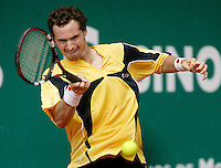 17-4-06, Monaco, Tennis,Master Series, Hernych in his match against Benneteau