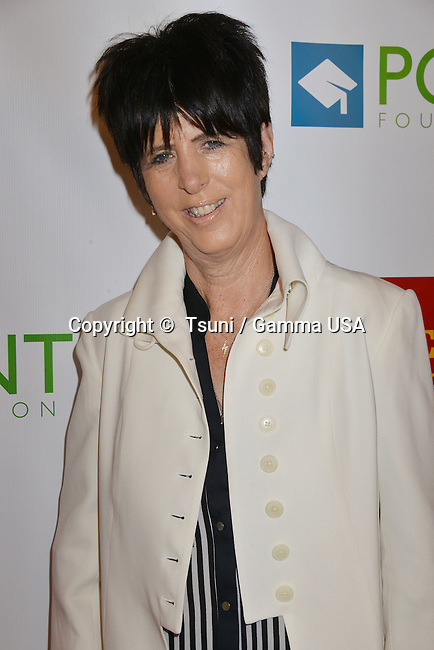 Diane Warren 125 at the Voices on Point Gala at the Hyatt Century Plaza Hotel In Los Angeles