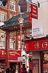 London Chinatown 01 - Wan Chai Corner, Gerrard Place, Chinatown, London, England, UK