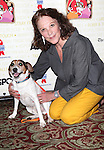 Linda Lavin with her Dog .backstage at Broadway Barks 14 at the Booth Theatre on July 14, 2012 in New York City. Marking its 14th anniversary, Broadway Barks!, founded by Bernadette Peters and Mary Tyler Moore helps many of New York City's shelter animals find permanent homes and also inform New Yorkers about the plight of the thousands of homeless dogs and cats in the metropolitan area.