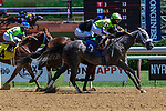 July 31, 2020: Scenes from an undercard race on July 31, at Saratoga Race Course in Saratoga, New York. Rob Simmons/Eclipse Sportswire/CSM