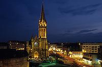 Europe/France/Normandie/Basse-Normandie/14/Calvados/Caen: L'église Saint-Pierre (Architecture gothique et Renaissance)