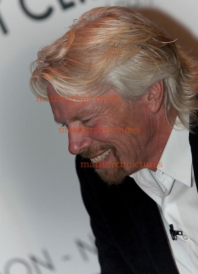 Sir Richard Branson VIP guest speaker at 02 business 2012