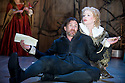 The City Madam by Philip Massinger. A Royal Shakespeare Company Production directed by Dominic Hill. With Jo Stone-Fewings as Luke Frugal ,Sara Crowe as Lady Frugal.Opens at The SwanTheatre  ,Stratford Upon Avon on 10/5/11  CREDIT Geraint Lewis