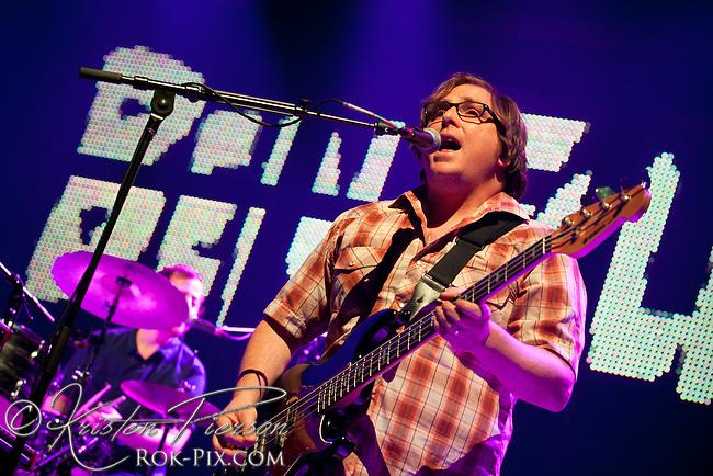 Ben Folds Five performs at Mohegan Sun Arena July 19, 2013