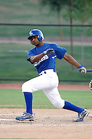 Jonathan Garcia ---  AZL Dodgers - 2009 Arizona League.Photo by:  Bill Mitchell/Four Seam Images.