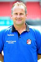EMMEN - Voetbal, Presentatie FC Emmen, seizoen 2018-2019, 19-07-2018, assistent trainer Casper Goedkoop