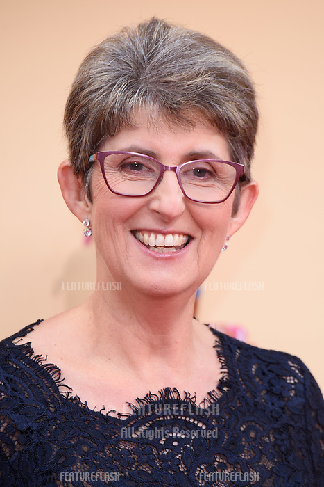 Karen Jankel (Michael Bond's daughter) at the &quot;Paddington 2&quot; premiere at the NFT South Bank, London, UK. <br /> 05 November  2017<br /> Picture: Steve Vas/Featureflash/SilverHub 0208 004 5359 sales@silverhubmedia.com
