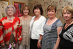 Josie Reilly, Anne McCullen, Ann Mulroy, Julie Fay and Marie Devine at the opening of Fabulous Salon...Photo NEWSFILE/Jenny Matthews.(Photo credit should read Jenny Matthews/NEWSFILE)....This Picture has been sent you under the condtions enclosed by:.Newsfile Ltd..The Studio,.Millmount Abbey,.Drogheda,.Co Meath..Ireland..Tel: +353(0)41-9871240.Fax: +353(0)41-9871260.GSM: +353(0)86-2500958.email: pictures@newsfile.ie.www.newsfile.ie.FTP: 193.120.102.198.