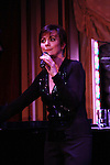 "As The World Turns Colleen Zenk stars in her one-woman cabaret show ""Colleen Zenk - Still Sassy"" on October 30, 2011 at Feinstein's at Loews Regency, New York City, New York. She shared stories and great songs. (Photo by Sue Coflin/Max Photos)"