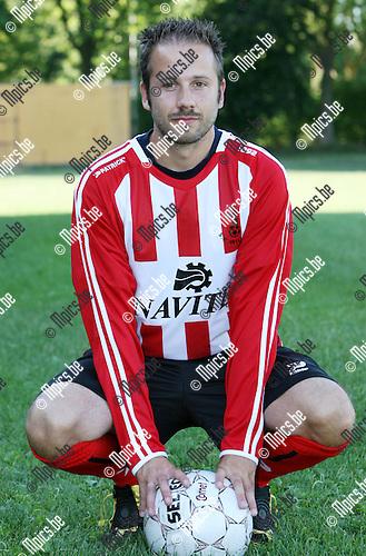 2010-07-28 / Seizoen 2010-2011 / Voetbal / SK Wilrijk / Steve Matheeussen..Foto: mpics