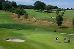 GROESBEEK - Groesbeekse Baan Oost hole 3 , 4 en 8  Golfbaan Het Rijk van Nijmegen. COPYRIGHT  KOEN SUYK