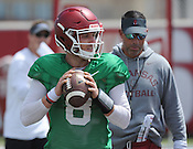 Razorbacks Football Practices 8/4/16