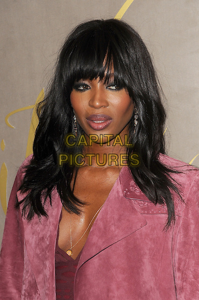 LONDON, ENGLAND - NOVEMBER 3: Naomi Campbell attends the Burberry Festive Film Premiere at Burberry Regent Street on November 3, 2015 in London, England.<br /> CAP/BEL<br /> &copy;BEL/Capital Pictures