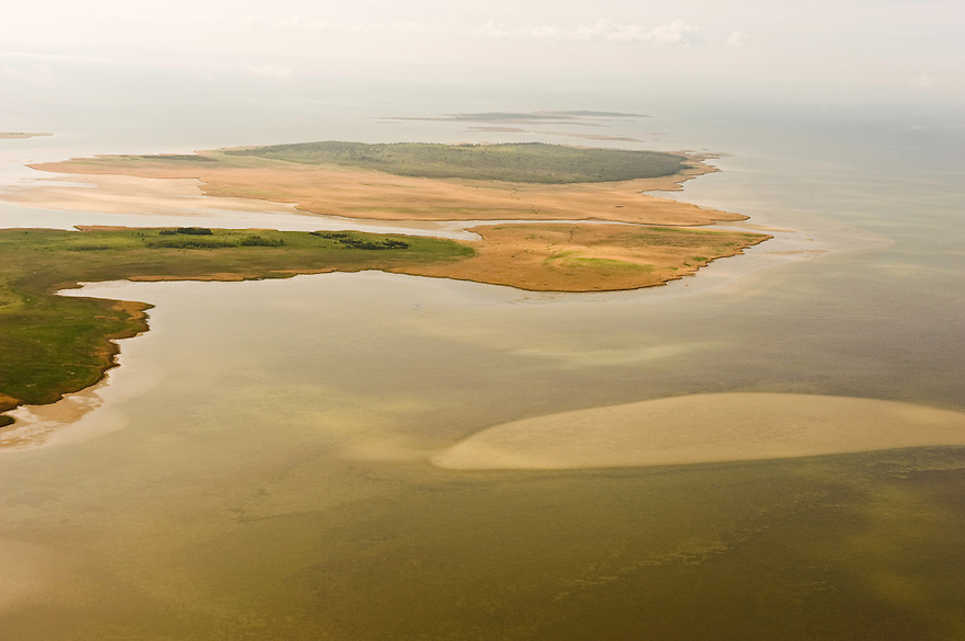 Tauksi and other islands of Matsalu National Park, Estonia