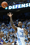 22 December 2012: North Carolina's Leslie McDonald (2). The University of North Carolina Tar Heels played the McNeese State University Cowboys at the Dean E. Smith Center in Chapel Hill, North Carolina in an NCAA Division I Men's college basketball game. UNC won the game 97-63.