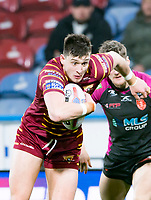 Picture by Allan McKenzie/SWpix.com - 15/03/2018 - Rugby League - Betfred Super League - Huddersfield Giants v Hull KR - John Smith's Stadium, Huddersfield, England - Sam Wood.
