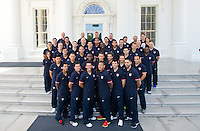 USMNT White House Tour Tuesday, May 29, 2012