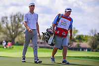 Justin Thomas (USA) departs number 6 green during round 1 of the Honda Classic, PGA National, Palm Beach Gardens, West Palm Beach, Florida, USA. 2/23/2017.<br /> Picture: Golffile | Ken Murray<br /> <br /> <br /> All photo usage must carry mandatory copyright credit (&copy; Golffile | Ken Murray)