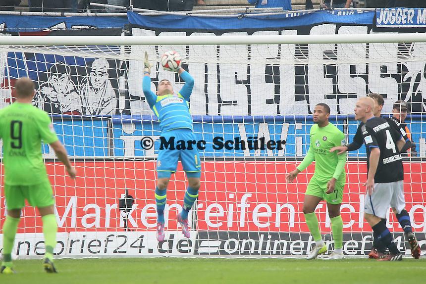 Patric Klandt (FSV) - FSV Frankfurt vs. FC Erzgebirge Aue, Frankfurter Volksbank Stadion