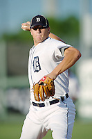 GCL Tigers Jake Thompson #41 during a Gulf Coast League game against the GCL Blue Jays at Joker Marchant Stadium on July 16, 2012 in Lakeland, Florida.  GCL Blue Jays defeated the GCL Tigers 4-3.  (Mike Janes/Four Seam Images)