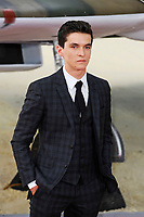 LONDON, ENGLAND - JULY 13: Fionn Whitehead attending the World Premiere of 'Dunkirk' at Odeon Cinema, Leicester Square on July 13, 2017 in London, England.<br /> CAP/MAR<br /> &copy;MAR/Capital Pictures /MediaPunch ***NORTH AND SOUTH AMERICAS ONLY***