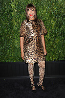 www.acepixs.com<br /> April 24, 2017  New York City<br /> <br /> Grace Hightower attending the 12th Annual Tribeca Film Festival Artists Dinner hosted by Chanel on April 24, 2017 in New York City.<br /> <br /> Credit: Kristin Callahan/ACE Pictures<br /> <br /> <br /> Tel: 646 769 0430<br /> Email: info@acepixs.com