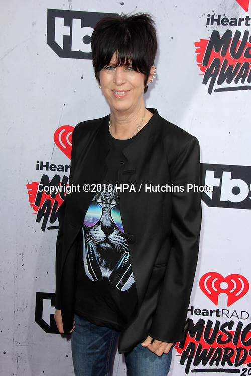 LOS ANGELES - APR 3:  DIane Warren at the iHeart Radio Music Awards 2016 Arrivals at the The Forum on April 3, 2016 in Inglewood, CA