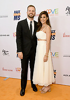 10 May 2019 - Beverly Hills, California - Cutter Dykstra, Jamie Lynn Sigler. 26th Annual Race to Erase MS Gala held at the Beverly Hilton Hotel. <br /> CAP/ADM/BT<br /> &copy;BT/ADM/Capital Pictures
