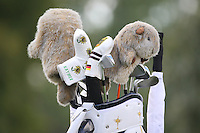 Top of the bag of Martin Kaymer (Team Europe) during Thursday's Practice Round ahead of The 2016 Ryder Cup, at Hazeltine National Golf Club, Minnesota, USA.  29/09/2016. Picture: David Lloyd | Golffile.