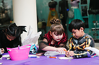 Trick or Treat Event at the Shops of Montebello in Montebello, California on October 31, 2018 (Photo by Jason Sean Weiss / Guest of a Guest)