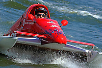 "Y-563 ""Lobster Boat""  (1 Litre MOD hydroplane(s)"