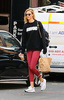 www.acepixs.com<br /> <br /> February 28 2017, New York City<br /> <br /> Model Karlie Kloss dresses casually as she comes home with coffee on February 28 2017 in New York City<br /> <br /> By Line: Zelig Shaul/ACE Pictures<br /> <br /> <br /> ACE Pictures Inc<br /> Tel: 6467670430<br /> Email: info@acepixs.com<br /> www.acepixs.com