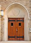 June 13, 2011; Rockne Memorial north door..Photo by Matt Cashore/University of Notre Dame