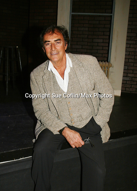 """Days of Our Lives and Mission Impossible star Thaao Penghlis """"Tony DiMera"""" and General Hospital """"Victor Cassadine"""" and Santa Barbara presents Journeys on May 24, 2010 at the Cape May Stage, Cape May, New Jersey. It is a show telling about his traveling the world from Macchu Picchu to the jungles of the Amazon, throughout the Middle East, Greece and Italy. His greatest joy is exploing Egypt and its unsolved mysteries and climbing Mr. Sinai. Became an actor to find journeys - mysteries bringing the unknown to the world - mission possible. In your journeys don't hurry, make it last forever and make it a wise experience. (Photos by Sue Coflin/Max Photos)"""