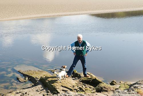 HWS River Dwyryd Estuary. Gwynedd North Wales UK.