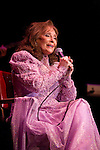Country music legend Loretta Lynn performing at the Bergen PAC in Englewood, NJ 8/1/08.