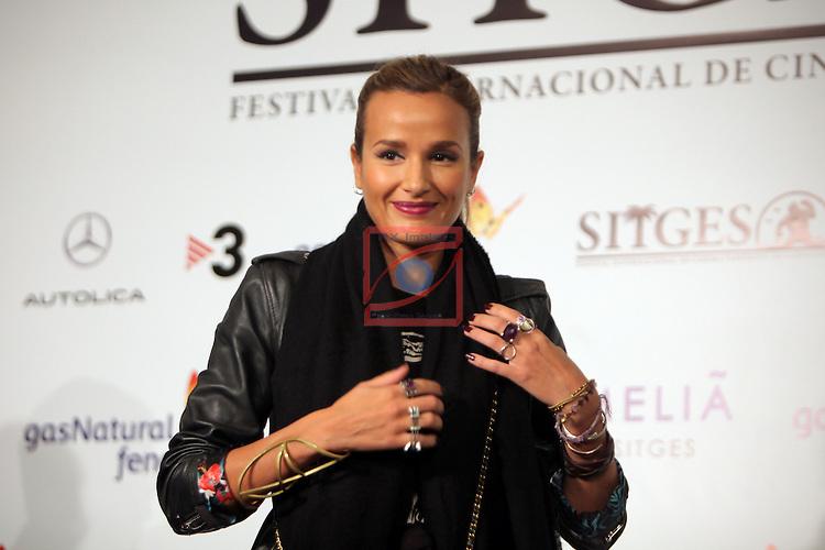 49 Festival Internacional de Cinema Fantastic de Catalunya-Sitges 2016.<br /> Conference Presse Raw.<br /> Julia Ducoumau.