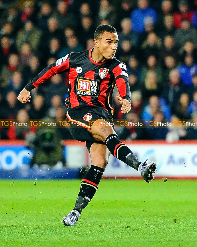 Junior Stanislas of AFC Bournemouth during AFC Bournemouth vs Manchester United at the Vitality Stadium