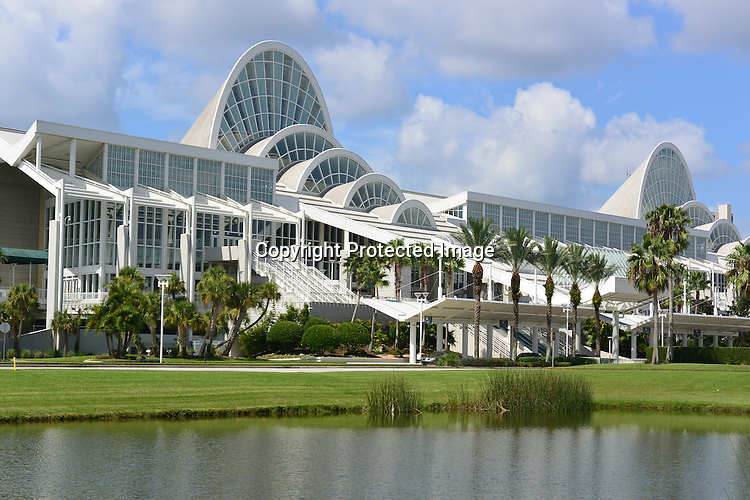 Convention Center at Orlando,Florida