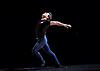 English National Ballet <br /> Emerging Dancer 2015 <br /> at Queen Elizabeth Hall, Southbank, London, Great Britain <br /> 23rd March 2015 <br /> <br /> <br /> Max Westwell in Swansong <br /> <br /> <br /> <br /> <br /> Photograph by Elliott Franks <br /> Image licensed to Elliott Franks Photography Services